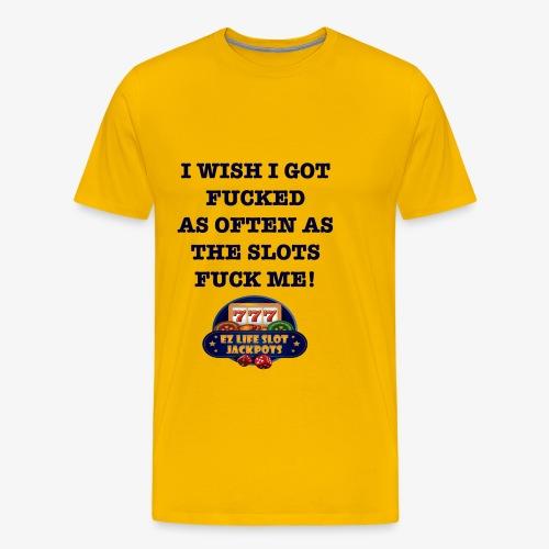 I Wish I got... - Men's Premium T-Shirt