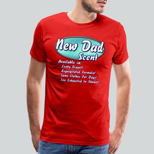 New Dad Scent - Men's Premium T-Shirt