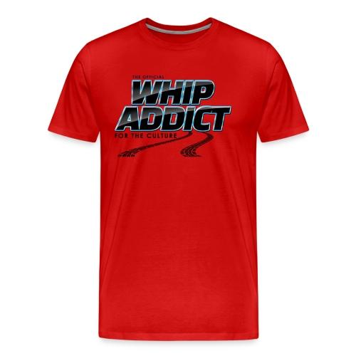 WhipAddict Black - Men's Premium T-Shirt