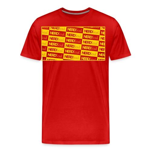 NS Slant Be Dope - Men's Premium T-Shirt