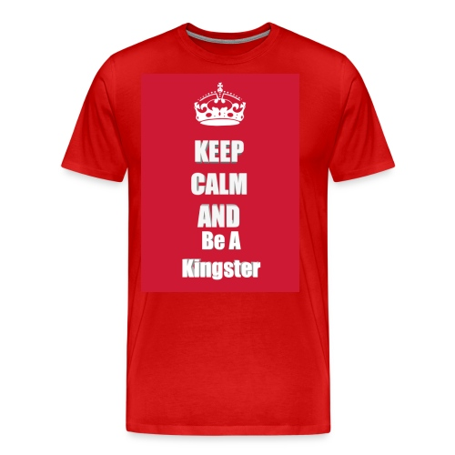 Kingjerry Merch - Men's Premium T-Shirt