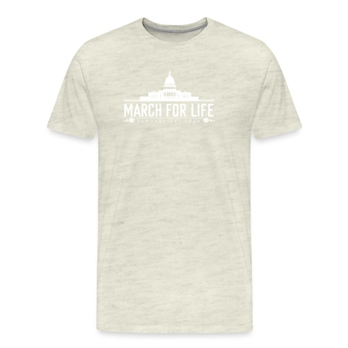 March for Life Capitol 2020 - Men's Premium T-Shirt