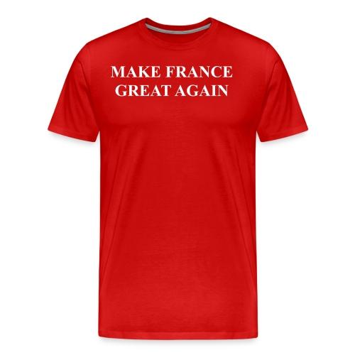 Make France Great Again - Men's Premium T-Shirt