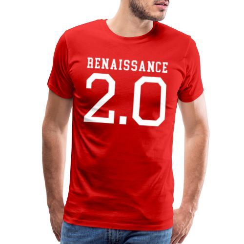 covid renaissance 2 - Men's Premium T-Shirt