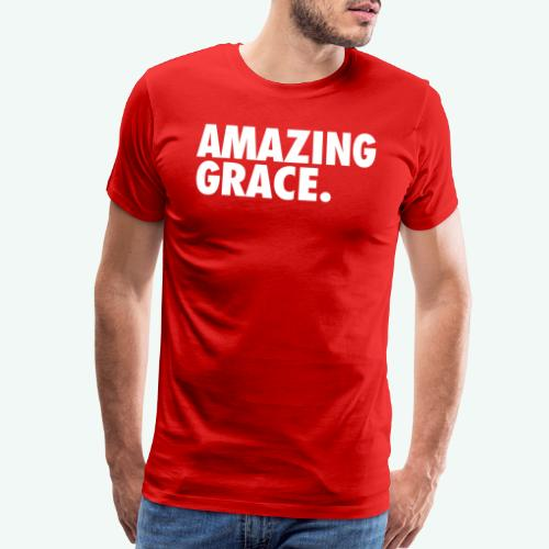 AMAZING GRACE - Men's Premium T-Shirt