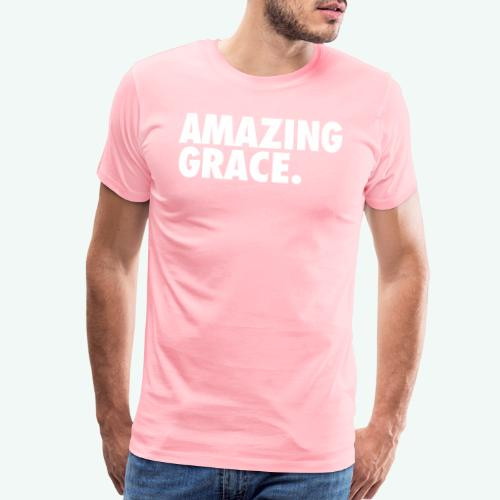 AMAZING GRACE - Men's Premium T-Shirt