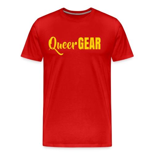 Queer Gear T-Shirt - Men's Premium T-Shirt