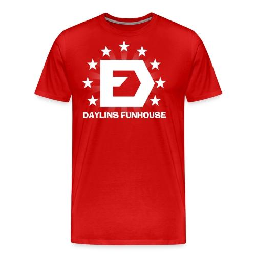 DF Classic Logo - Men's Premium T-Shirt