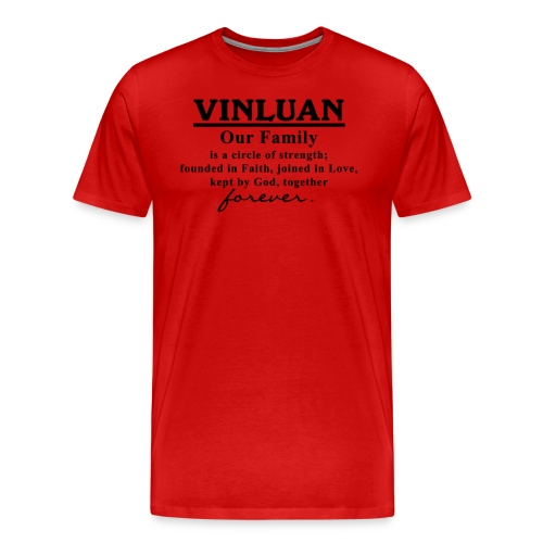 Vinluan Family 01 - Men's Premium T-Shirt
