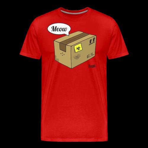 Schroedinger's cat (version 3) - Men's Premium T-Shirt