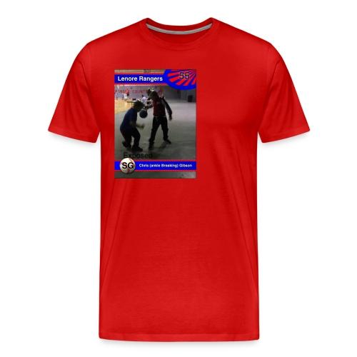 Basketball merch - Men's Premium T-Shirt