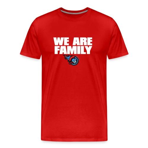 wearefamilytitanwht - Men's Premium T-Shirt