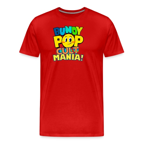 Bundy Pop Main Design - Men's Premium T-Shirt