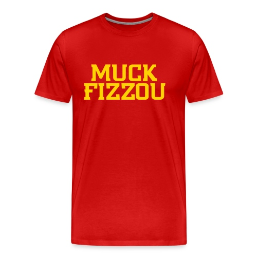 iowa state muck - Men's Premium T-Shirt