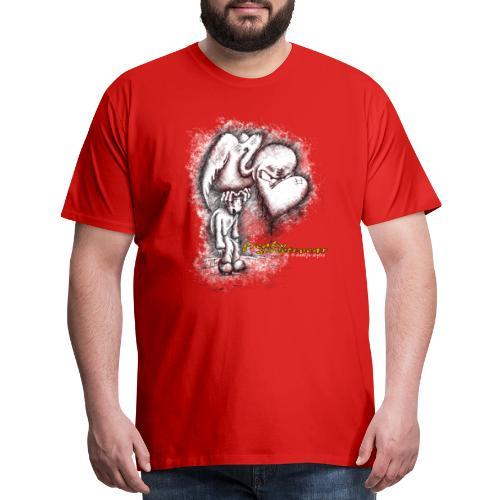 media victim - Men's Premium T-Shirt