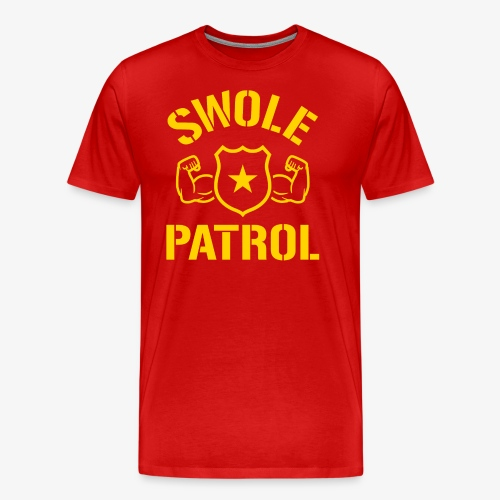 Swole Patrol - Men's Premium T-Shirt