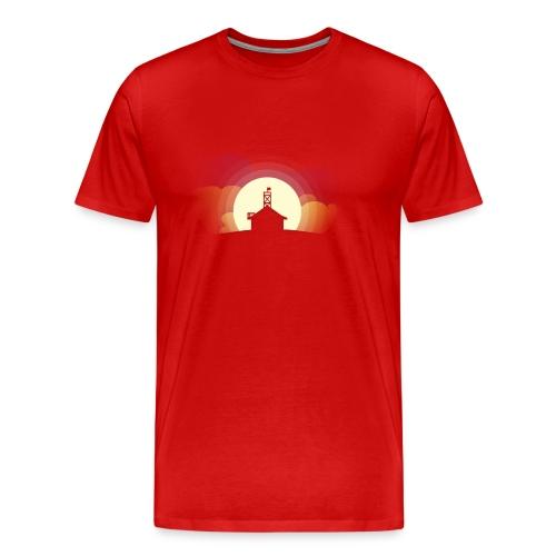 Leuty Sunset - Men's Premium T-Shirt