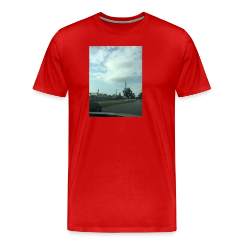 Six Flags - Men's Premium T-Shirt