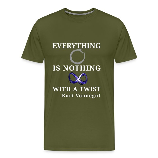 everything is nothing with a twist png