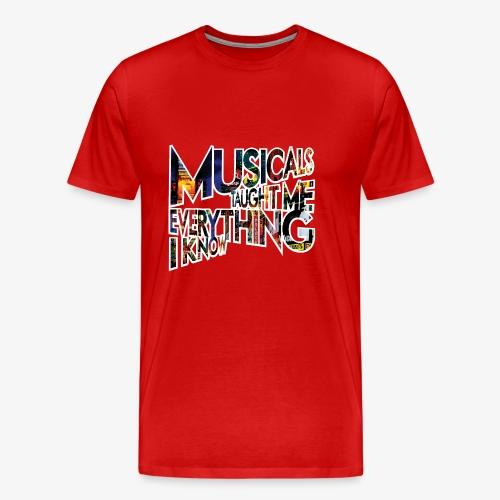 MTMEIK Broadway - Men's Premium T-Shirt