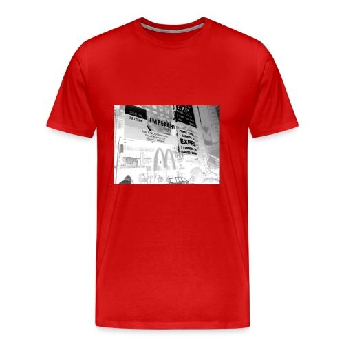 Impeach! - Men's Premium T-Shirt