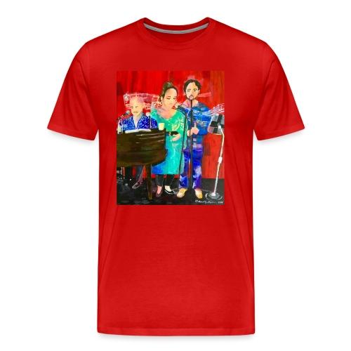 THE ENTERTAINERS - Men's Premium T-Shirt