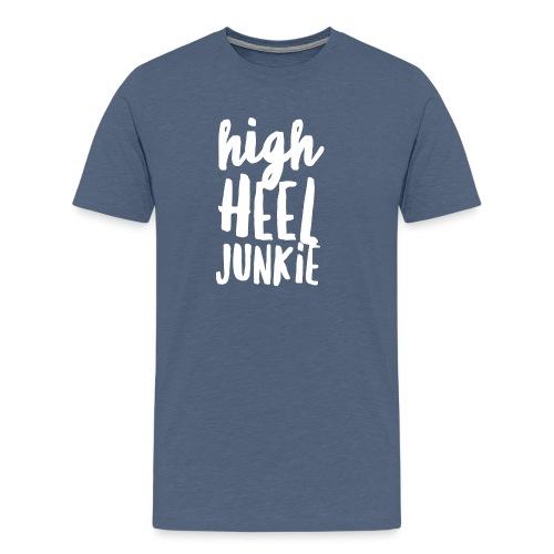 HHJ-White - Men's Premium T-Shirt