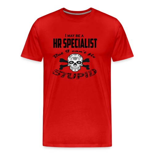 HR specialist - Men's Premium T-Shirt