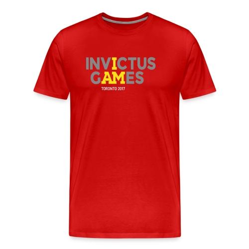 INVICTUS GAMES Toronto - Men's Premium T-Shirt