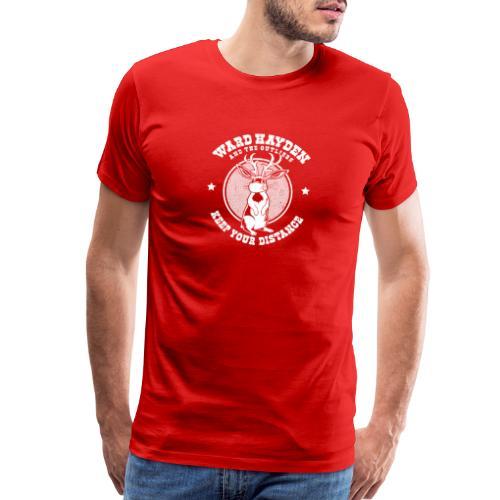 Ward Hayden & The Outliers - Keep Your Distance - Men's Premium T-Shirt