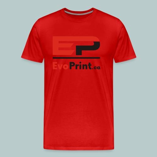 Evo_Print-ca_PNG - Men's Premium T-Shirt
