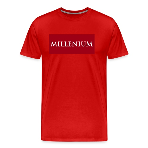 RED MILLENIUM - Men's Premium T-Shirt