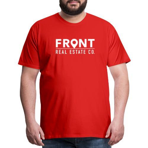 Front Logo T Shirt - Men's Premium T-Shirt