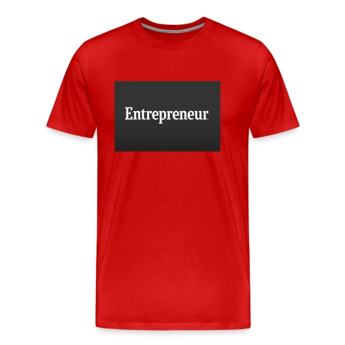 Entrepreneur - Men's Premium T-Shirt