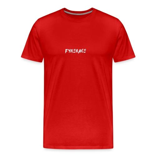 Fyre - Men's Premium T-Shirt