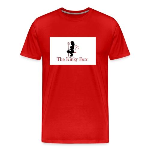 The Kinky Box - Men's Premium T-Shirt