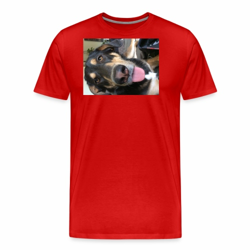 The cutest dog ever - Men's Premium T-Shirt