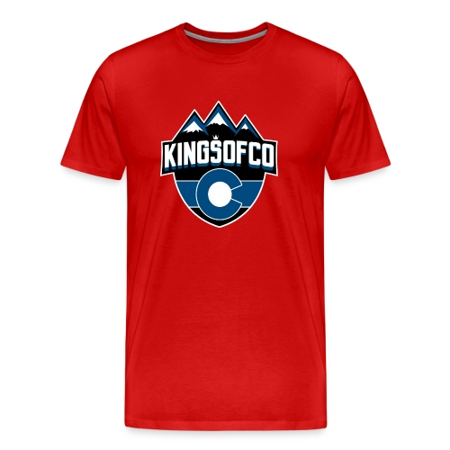 KCO New Logo Clear Background.png - Men's Premium T-Shirt