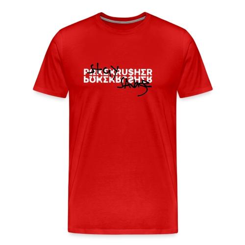 """POKEKRUSHER STAY SAVAGE"" - Men's Premium T-Shirt"