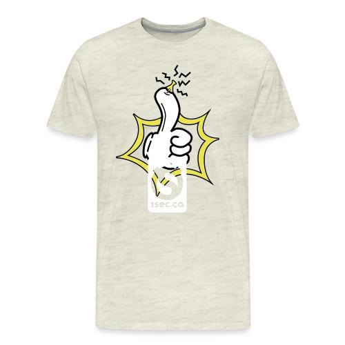 nick thumbtack submit - Men's Premium T-Shirt