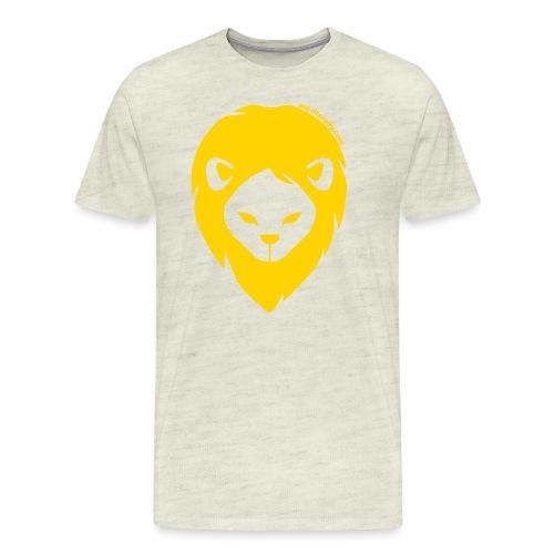 Not Literally Gryffindor Logo Large - Men's Premium T-Shirt