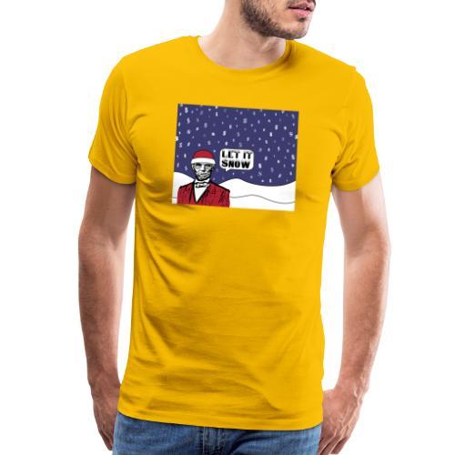 Let It Snow - Men's Premium T-Shirt