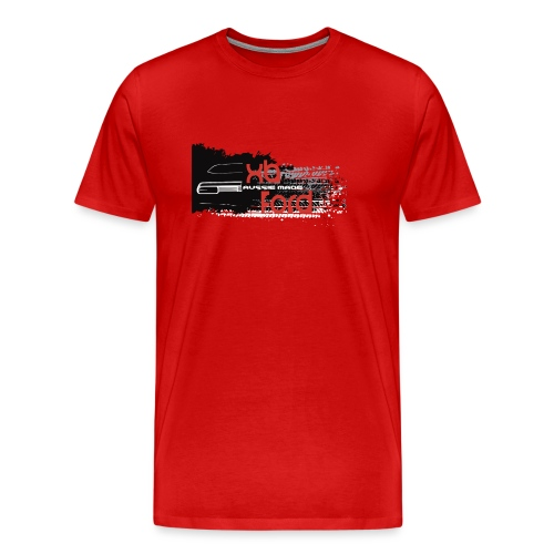 XB Coupe skid - Men's Premium T-Shirt
