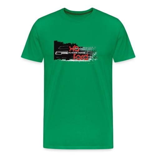 XB Coupe skid - Men's Premium T-Shirt