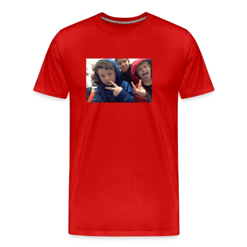 bros4life - Men's Premium T-Shirt