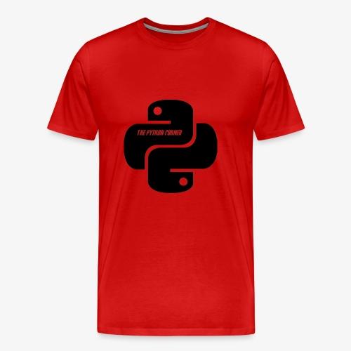 The Python Corner - Men's Premium T-Shirt
