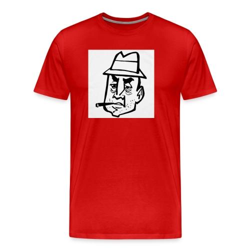 BO$$ - Men's Premium T-Shirt