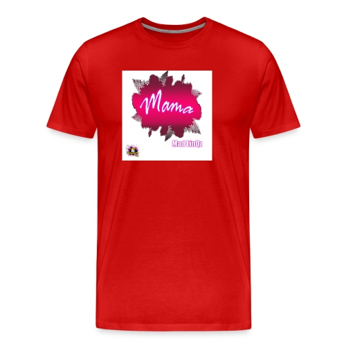 Mama Line - Men's Premium T-Shirt