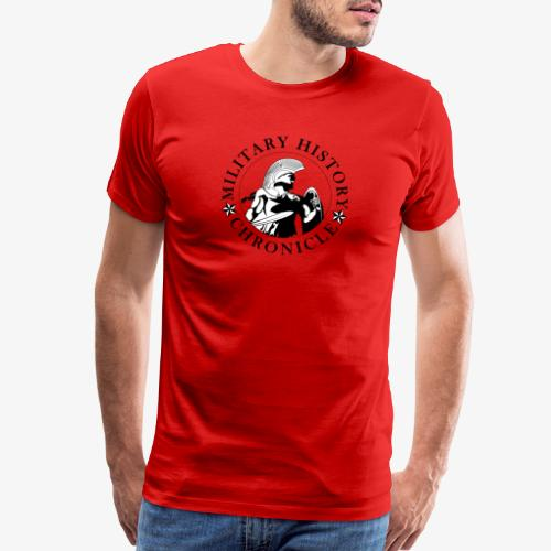 Military History Chronicle - Men's Premium T-Shirt