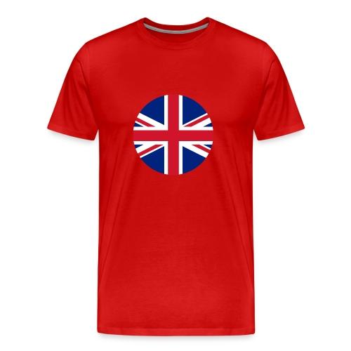UK Union Jack - Men's Premium T-Shirt